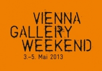 03. - 05. Mai 2013 VIENNA GALLERY WEEKEND in der Ankerbrotfabrik
